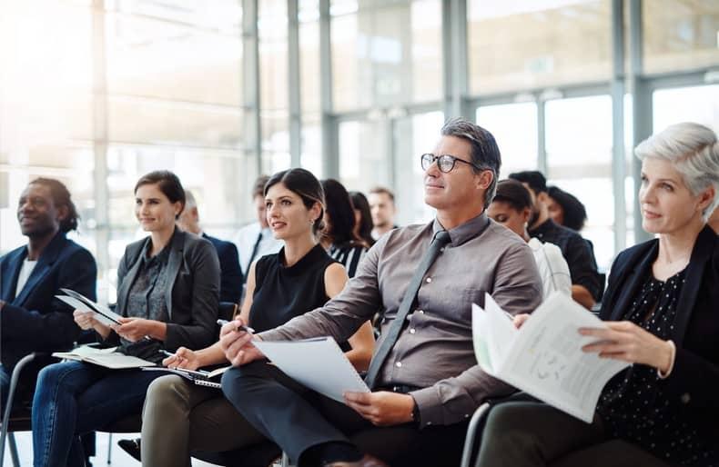 Les entreprises gardoises se sont rendues au Salon de la CCI pour obtenir des conseils