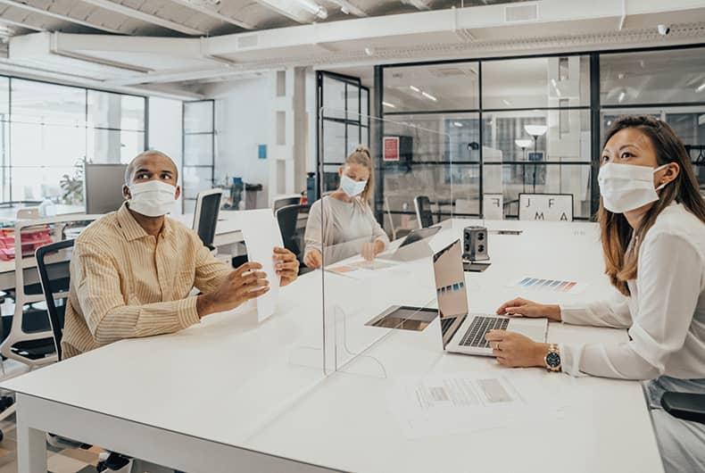 L'offre d'espace de coworking devrait évoluer vers un modèle hybride