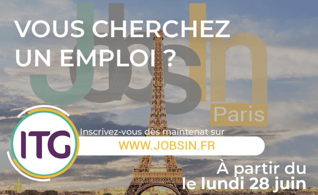 Jobs In Paris – 100% virtuel