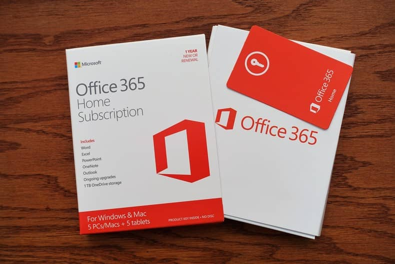 Du nouveau sur les produits Office 365, Microsoft 365 et Windows 365