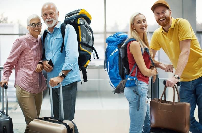 Promotion de la RSE dans le secteur des voyages d'affaires par Amex GBT et Cvent